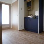 M-1ビル 404号室 キッチン