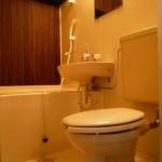 第一パークサイドマンション トイレ