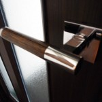 第一パークサイドマンション ドア