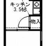 M-1ビル 間取図