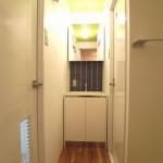 第二パークサイドマンション 洗面所