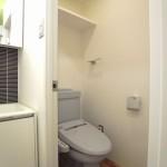 第二パークサイドマンション トイレ