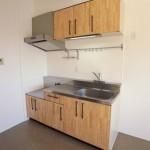 第ニパークサイドマンション キッチン