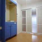 アミティ白島 201号室 キッチン