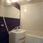 小松ビル 203号室 浴室