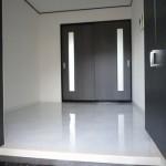 井口ビューハイツ 202号室 玄関