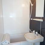 パークサイド木村 301号室 浴室