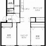 AREAS宮浦 102号室