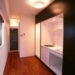 第一パークサイドマンション 103号室 キッチン