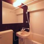 第一パークサイドマンション 103号室 浴室