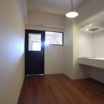 第一パークサイドマンション 203号室 キッチン