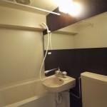 第一パークサイドマンション 203号室 浴室・トイレ