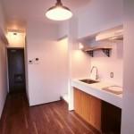 第一パークサイドマンション 404号室 キッチン