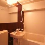 第一パークサイドマンション 404号室 浴室