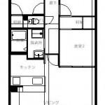 ラフィーネ昭和町 304号室