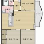 ラフィーネ昭和町 305号室