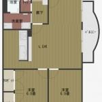 ラフィーネ昭和町 605号室
