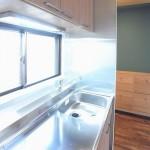 リキトクビル 203号室 キッチン