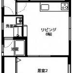 ライオンズマンション白島中町 203号室