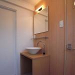 竹内ビル 201号室 洗面台