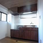 竹内ビル 202号室 キッチン