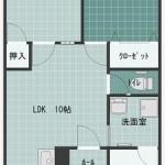 吉山マンション 301号室