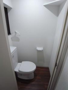 宇品涼和荘トイレ