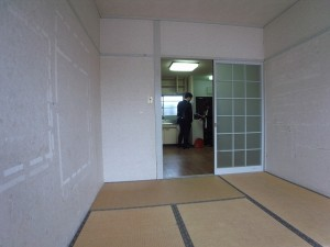 ツバメビル和室